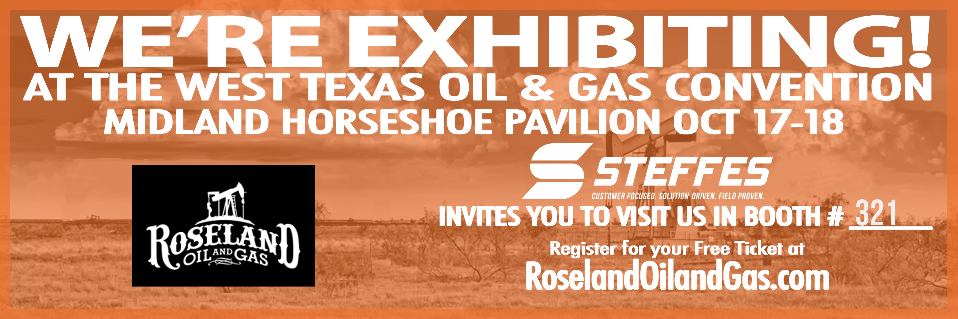 Steffes Presents At Roseland Oil And Gas Show In Midland